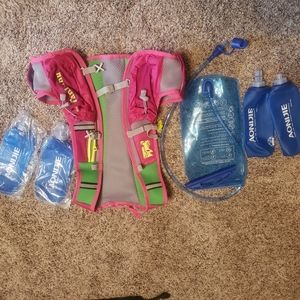 Ladies hydration vest